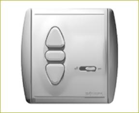 Buton de control pe perete