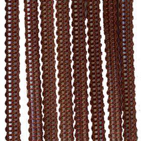 Тёмно-коричневый 2880